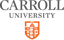 Carroll University's logo