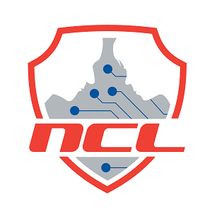 National Cyber League logo.